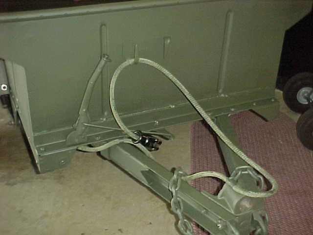 world war ii jeep trailer before retored to usmc wwii jeep. Black Bedroom Furniture Sets. Home Design Ideas